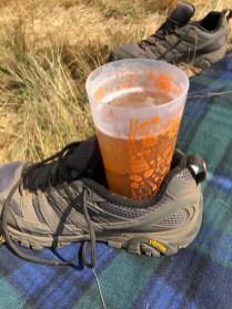 Beer in shoe: Standard