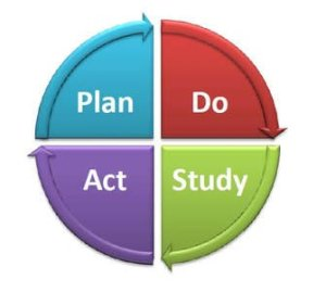 Quality improvement in healthcare plan do study act