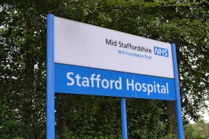 staffordshire hospital regulatory compliance in healthcare