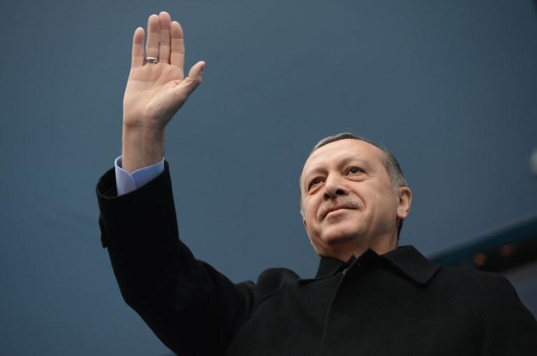 Recep Tayyip Erdoğan (2014, foto zyrtare)