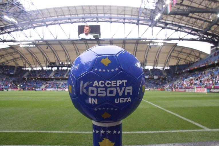 Kosova-UEFA (Blerim Uka, 2012)