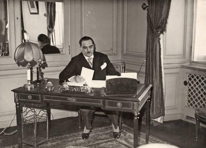 Milan Stojadinović, kryeministër i Jugosllavisë (1935–1939), udhëheqës i qeverisë antikomuniste në ekzil, vdiq në Buenos Aires më 1961