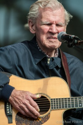 Doc Watson at Hardly Strictly Bluegrass 2010