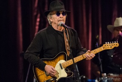 Merle Haggard at the Last of the Breed show