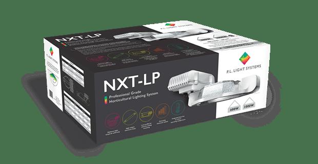 NXT-LP Retail Packaging Box