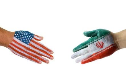 iran and u.s. handshake