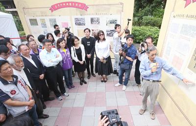 【圖輯】蔣渭水光榮長眠故鄉   民報 Taiwan People News