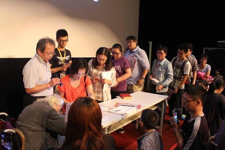 革命戰士一生的夢想 《史明的迷霧叢林》世界首映 | 民報 Taiwan People News