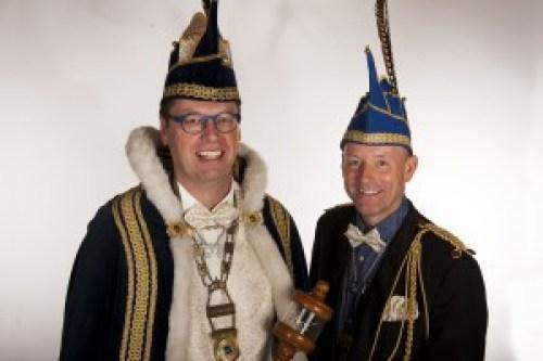 Prins Primus en Adjudant Johan