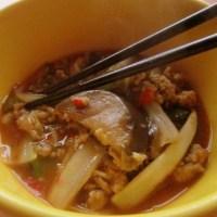 Chinese wokschotel #1
