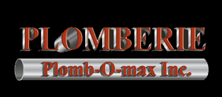 Plomberie Chicoutimi | Plomb-O-Max Logo