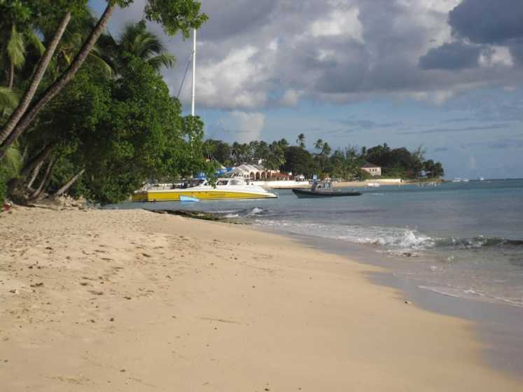 Barbados catamaran cruises west coast boat tours at Plombagine Cottage