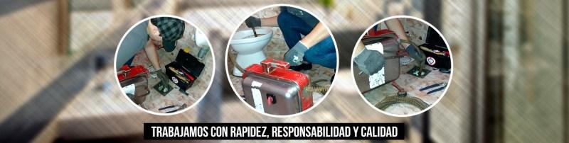 Destapaciones en la plata y los municipios de Ensenada y Berisso