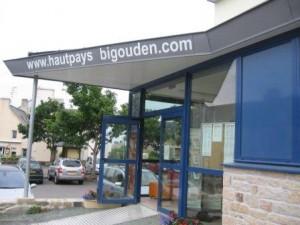 L'Office de Tourisme de Plonéour-Lanvern