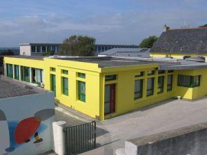 L'école maternelle publique de Ploneour-Lanvern