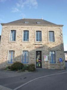 La Médiathèque de Plonéour-Lanvern