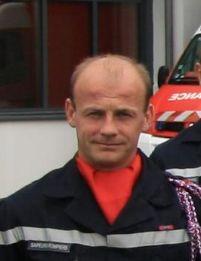 Adjudant Chef Arnaud QUINIOU