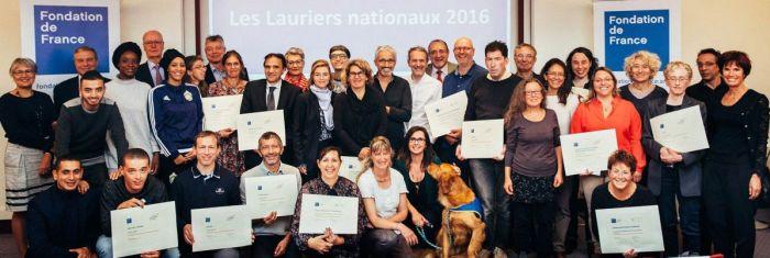 Patouille et compagnie obtient un laurier de la Fondation de France (octobre 2016)
