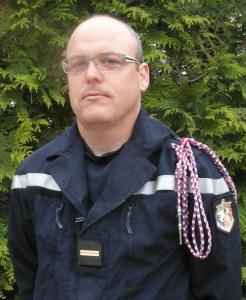Adjudant Sylvain CANEVET