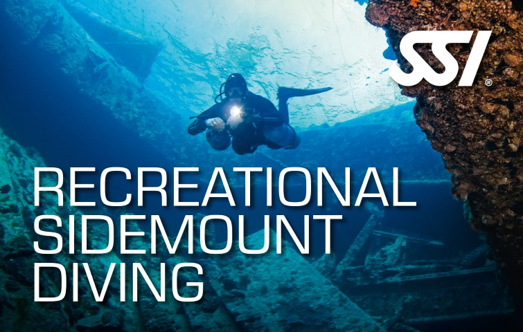 SSI - Recreational Sidemount Diving specialty course