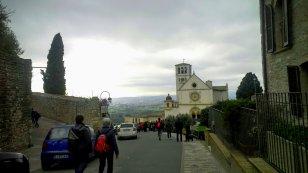 Bazylika górna/ Basilica superiore