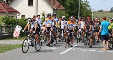 12. biciklijada Giro di Liberta Ploštine 2015