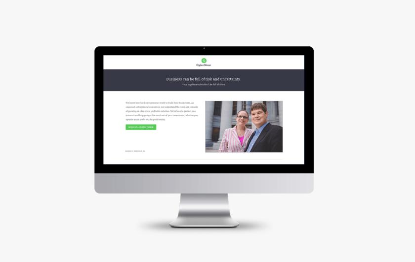 OgdenGlazer Website_iMac