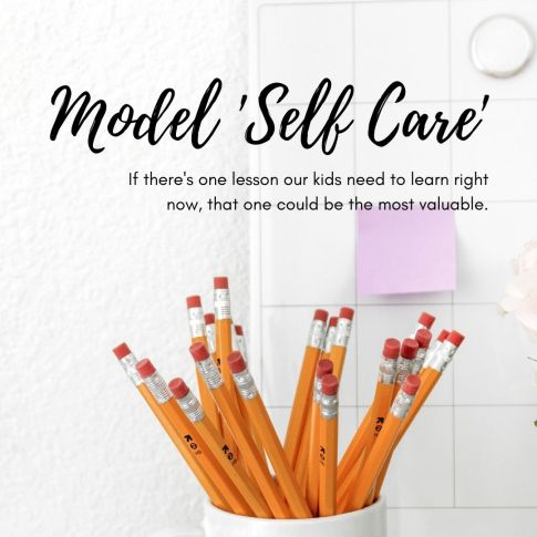 Model self care plots plans and parenthood