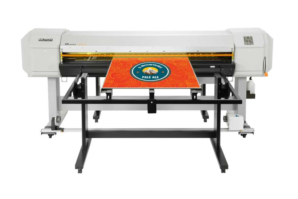 Mutoh ValueJet 1638UH Front