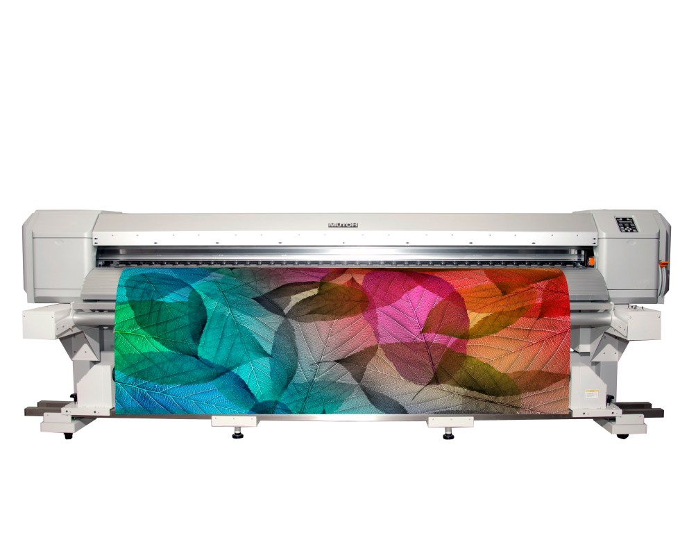 Mutoh 2638WX Front