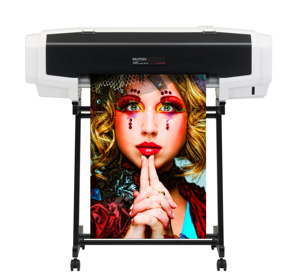 Mutoh 628 Front