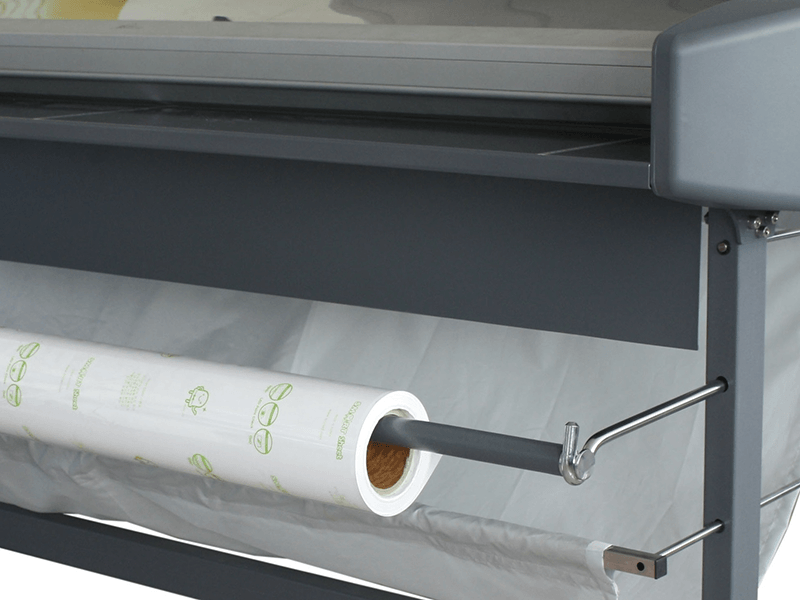 Paper trimmer roll