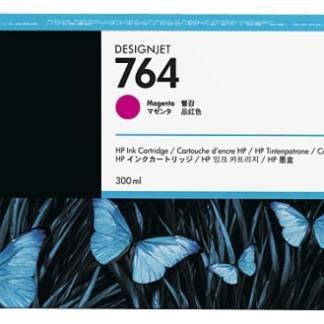 HP 764 300-ml Magenta DesignJet Ink Cartridge