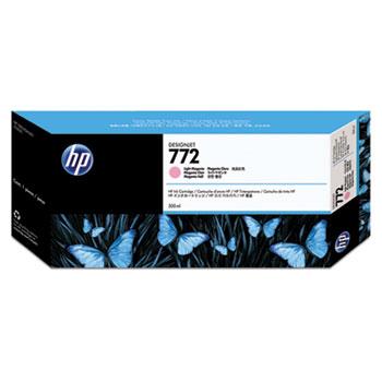 HP 772 Light Magenta Original Ink Cartridge 300ml