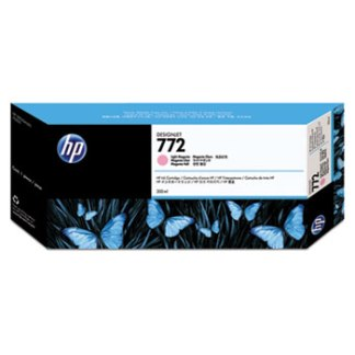 HP 772 Light Magenta Original Ink Cartridge 300ml