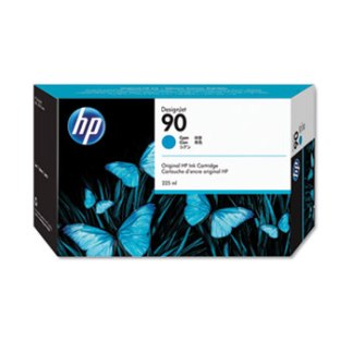 HP 90 Cyan Original Ink Cartridge