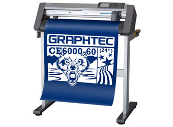 Graphtec CE6000 front tall