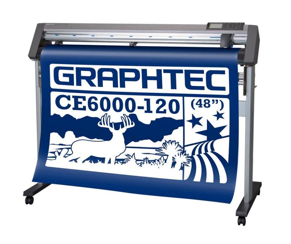 Graphtec CE6000 front