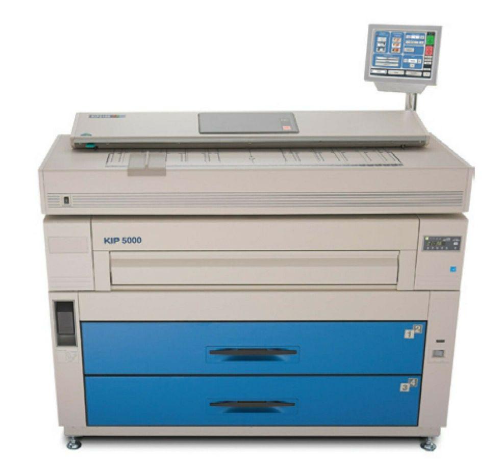 KIP 3100 Front