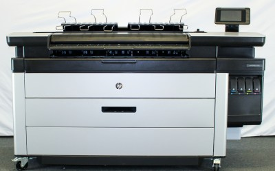 Used HP PageWide XL 4000 – SN:Q001