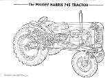 Plough Book Sales: Massey Harris