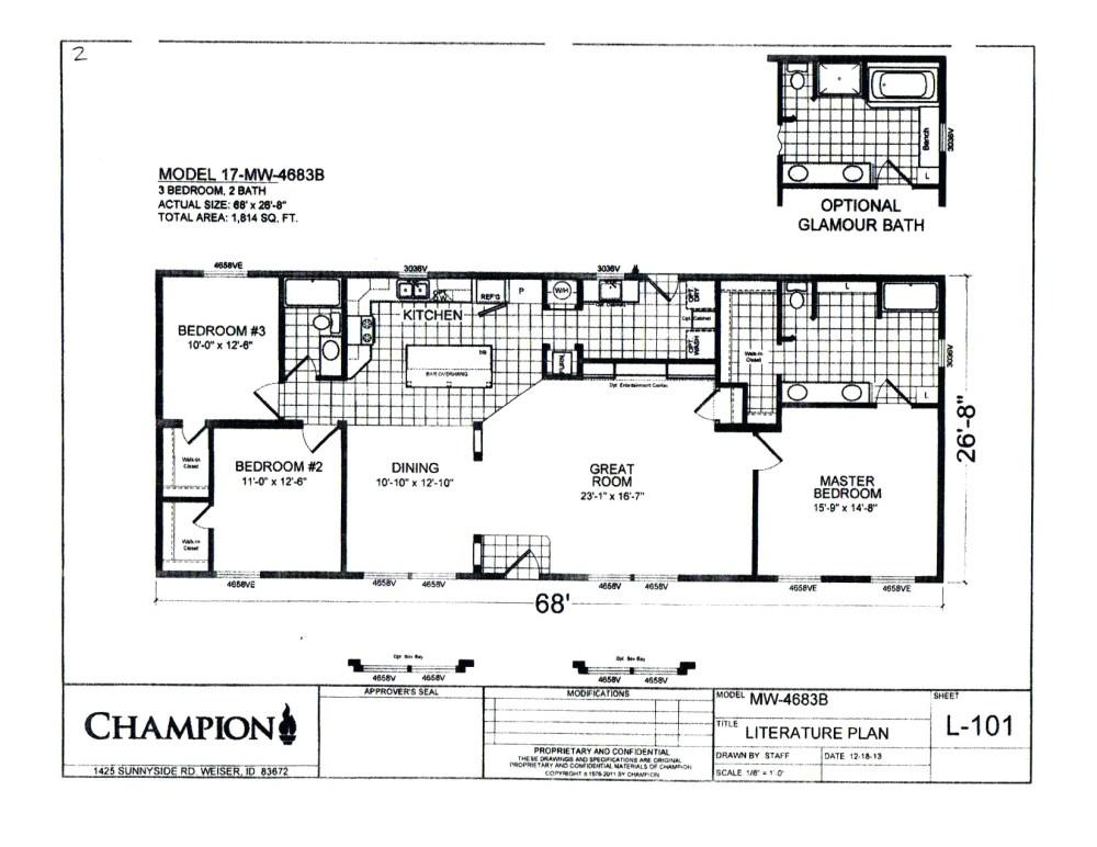 medium resolution of 1994 fleetwood mobile home floor plans 1994 fleetwood wiring diagram fleetwood tioga rv house