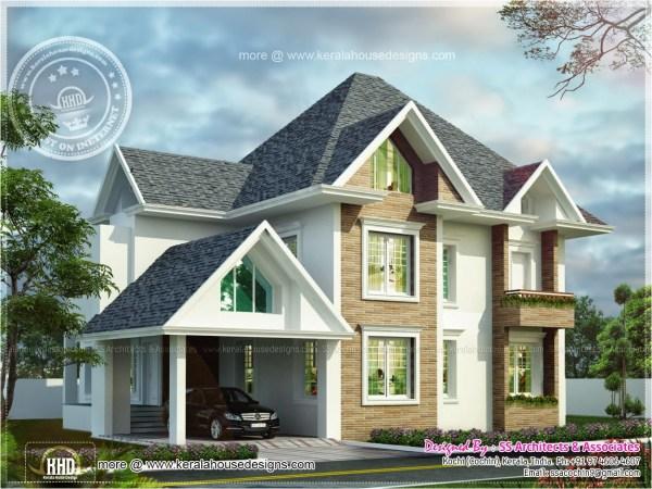 Designed Home Plans September 2013 Kerala Design And