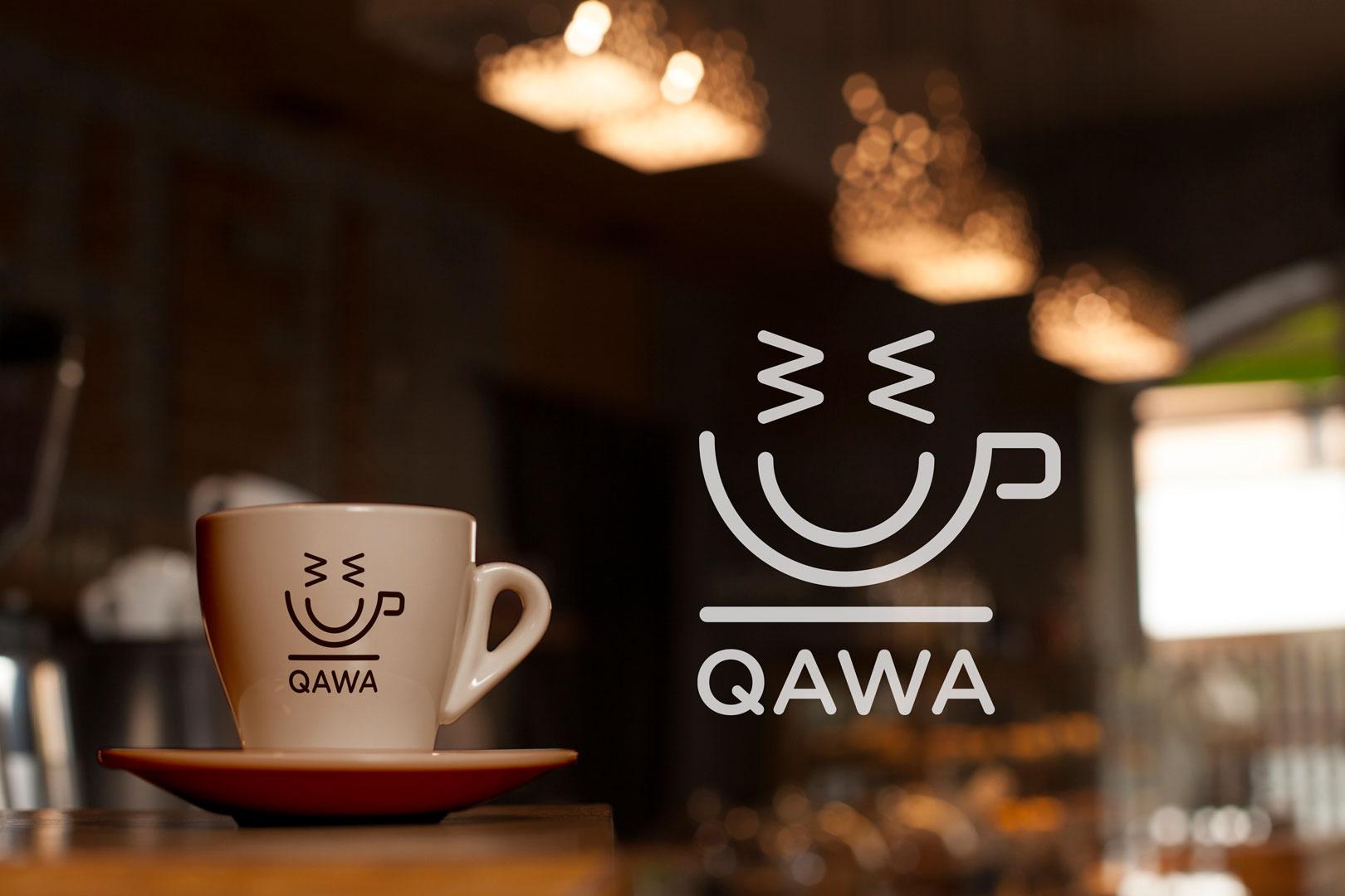 Mise en scène café et tasse