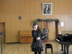 Коледен благотворителен концерт на Ученическия съвет