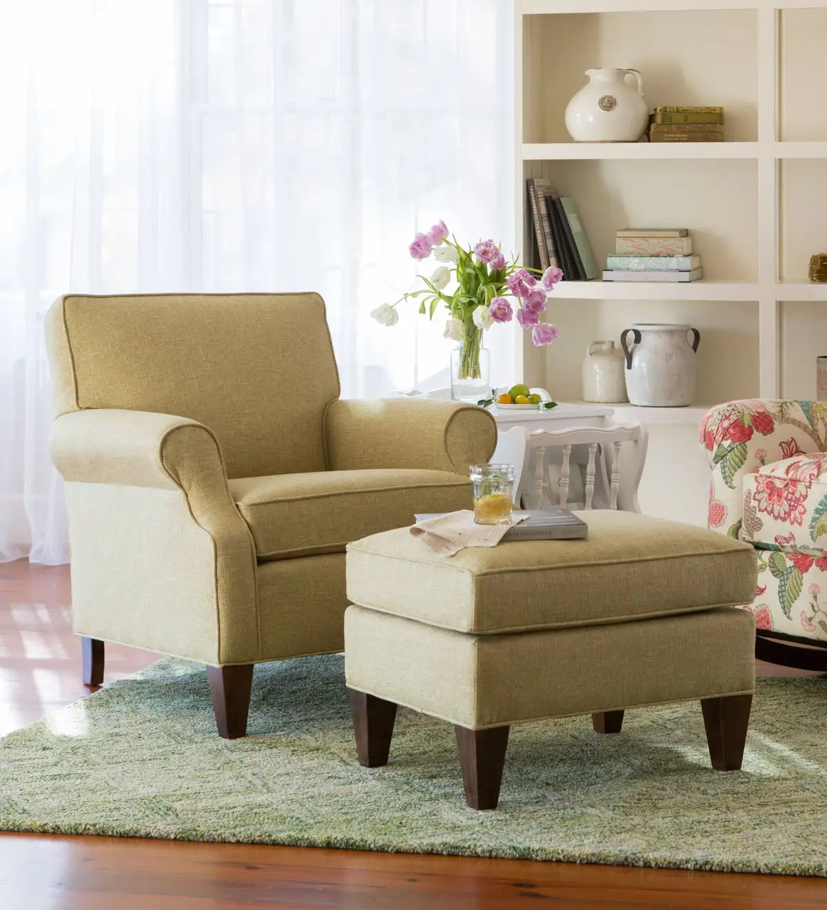 Upholstered Club Chair Usa Made Bedford Collection Upholstered Club Chair
