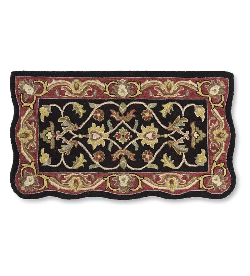Wool Hearth Rugs Fire Resistant
