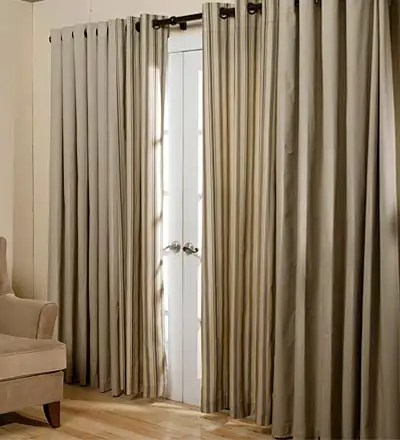 Thermalogic Energy Efficient Insulated Tab-top Curtains 72