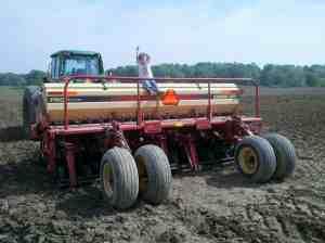 farming & soybeans