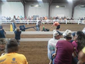 Pedal Tractor Pulls